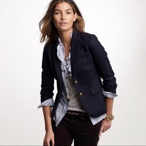 J. Crew school boy blazer
